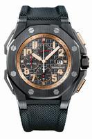 Audemars Piguet Royal Oak Offshore Arnold Schwarzenegger The Legacy Chronograph Mens Wristwatch 26378IO.OO.A001KE.01