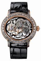 Audemars Piguet Millenary Onyx Baguette-Set Mens Wristwatch 26381OR.ZZ.D102CR.01