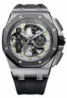 Audemars Piguet Royal Oak Offshore Tourbillon Chronograph Mens Wristwatch 26387IO.OO.D002CA.01