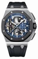 Audemars Piguet Royal Oak Offshore Tourbillon Chronograph Mens Wristwatch 26388PO.OO.D027CA.01