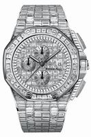 Audemars Piguet Royal Oak Offshore Chronograph White Gold Mens Wristwatch 26403BC.ZZ.8044BC.01