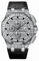 Audemars Piguet Royal Oak Offshore Chronograph White Gold Mens Wristwatch 26403BC.ZZ.D102CR.01