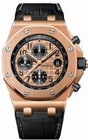 Audemars Piguet Royal Oak Offshore Chronograph Mens Wristwatch 26470OR.OO.A002CR.01