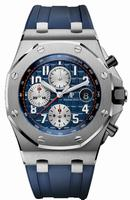 Audemars Piguet Royal Oak Offshore Chronograph Mens Wristwatch 26470ST.OO.A027CA.01