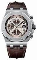 Audemars Piguet Royal Oak Offshore Chronograph Mens Wristwatch 26470ST.OO.A801CR.01