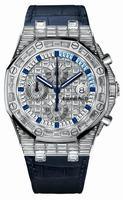 Audemars Piguet Royal Oak Offshore Chronograph White Gold Mens Wristwatch 26473BC.ZZ.D023CR.01