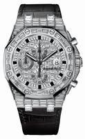 Audemars Piguet Royal Oak Offshore Chronograph White Gold Mens Wristwatch 26473BC.ZZ.D114CR.01