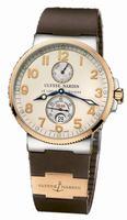Ulysse Nardin Marine Chronometer 41mm Mens Wristwatch 265-66-3/60
