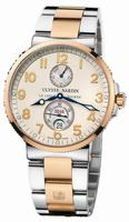 Ulysse Nardin Marine Chronometer 41mm Mens Wristwatch 265-66-8/60
