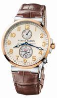 Ulysse Nardin Marine Chronometer 41mm Mens Wristwatch 265-66/60