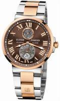 Ulysse Nardin Maxi Marine Chronometer 43mm Mens Wristwatch 265-67-8-45