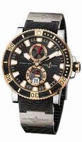 Ulysse Nardin Marine Diver Titanium Mens Wristwatch 265-90-3T/92