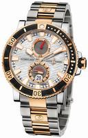 Ulysse Nardin Maxi Marine Diver Titanium Mens Wristwatch 265-90-8M/91
