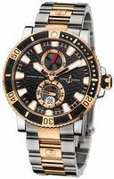 Ulysse Nardin Maxi Marine Diver Titanium Mens Wristwatch 265-90-8M/92