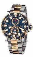 Ulysse Nardin Marine Diver Titanium Mens Wristwatch 265-90-8M/93