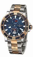 Ulysse Nardin Hammerhead Shark Mens Wristwatch 265-91LE-8M