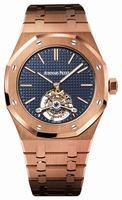 Audemars Piguet Royal Oak Extra Thin Tourbillon Mens Wristwatch 26510OR.OO.1220OR.01