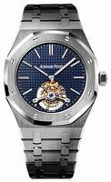 Audemars Piguet Royal Oak Tourbillon 41mm Extra-Thin Mens Wristwatch 26510ST.OO.1220ST.01