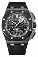 Audemars Piguet Royal Oak Offshore Self Winding Tourbillon Chronograph Mens Wristwatch 26550AU.OO.A002CA.01