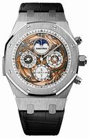 Audemars Piguet Royal Oak Grande Complication Mens Wristwatch 26552BC.OO.D002CR.01