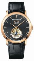 Audemars Piguet Jules Audemars Large Date Tourbillon Mens Wristwatch 26559OR.OO.D002CR.01