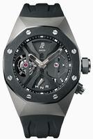 Audemars Piguet Royal Oak GMT Tourbillon Concept Mens Wristwatch 26560IO.OO.D002CA.01