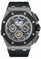 Audemars Piguet Royal Oak Offshore Mens Wristwatch 26570IO.GG.A010CA.01
