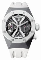 Audemars Piguet Royal Oak GMT Tourbillon Concept Mens Wristwatch 26580IO.OO.D010CA.01