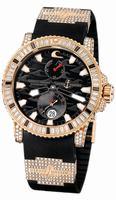 Ulysse Nardin Marine Diver Mens Wristwatch 266-31LE-3F