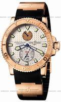 Ulysse Nardin Maxi Marine Diver Mens Wristwatch 266-33-3-925