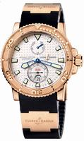 Ulysse Nardin Maxi Marine Diver Mens Wristwatch 266-33-3A-90