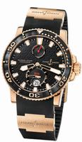 Ulysse Nardin Marine Diver Mens Wristwatch 266-33-3A/922
