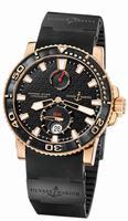 Ulysse Nardin Marine Diver Mens Wristwatch 266-33-3C/922