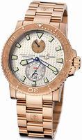 Ulysse Nardin Maxi Marine Diver Chronometer Mens Wristwatch 266-33-8/90