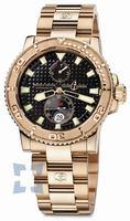 Ulysse Nardin Maxi Marine Diver Mens Wristwatch 266-33-8-92