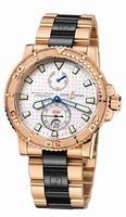 Ulysse Nardin Marine Diver Mens Wristwatch 266-33-8C/90