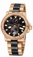 Ulysse Nardin Marine Diver Mens Wristwatch 266-33-8C/92