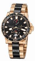 Ulysse Nardin Marine Diver Mens Wristwatch 266-33-8C/922
