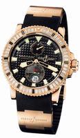 Ulysse Nardin Marine Diver Mens Wristwatch 266-34BAG-3A/92