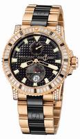 Ulysse Nardin Marine Diver Mens Wristwatch 266-34C/BAG-8C/92
