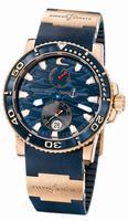 Ulysse Nardin Marine Chronometer Mens Wristwatch 266-36LE-3A