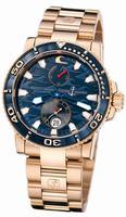 Ulysse Nardin Marine Diver Mens Wristwatch 266-36LE-8M