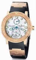 Ulysse Nardin Marine Diver Chronometer Mens Wristwatch 266-58-3