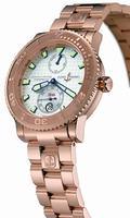 Ulysse Nardin Marine Diver Chronometer Mens Wristwatch 266-58-8