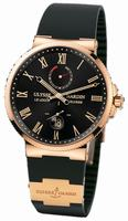 Ulysse Nardin Marine Chronometer 43mm Mens Wristwatch 266-61-3/TOWER