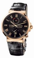 Ulysse Nardin Marine Chronometer 43mm Mens Wristwatch 266-61/TOWER