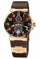 Ulysse Nardin Maxi Marine Chronometer Mens Wristwatch 266-66-3-625