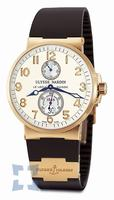 Ulysse Nardin Maxi Marine Chronometer Mens Wristwatch 266-66-3
