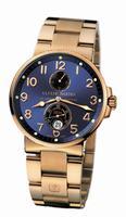 Ulysse Nardin Marine Chronometer 41mm Mens Wristwatch 266-66-8/623