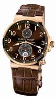 Ulysse Nardin Marine Chronometer 41mm Mens Wristwatch 266-66/625